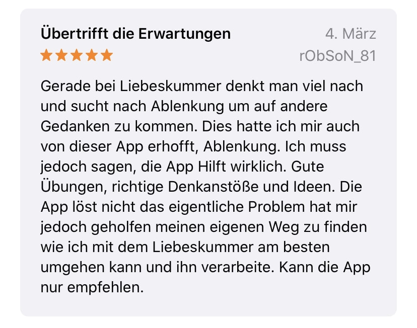 App Bewertung 10