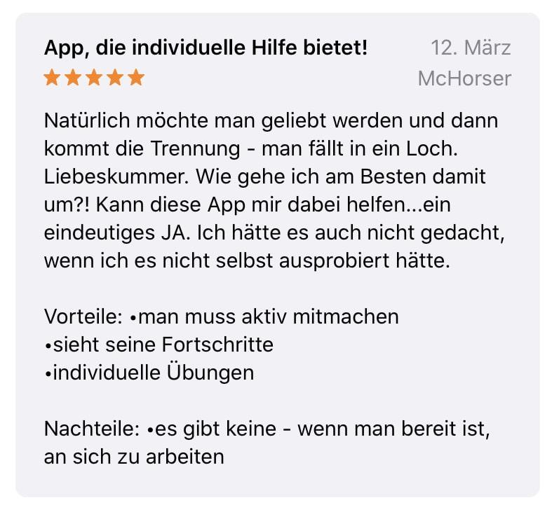 App Bewertung 3