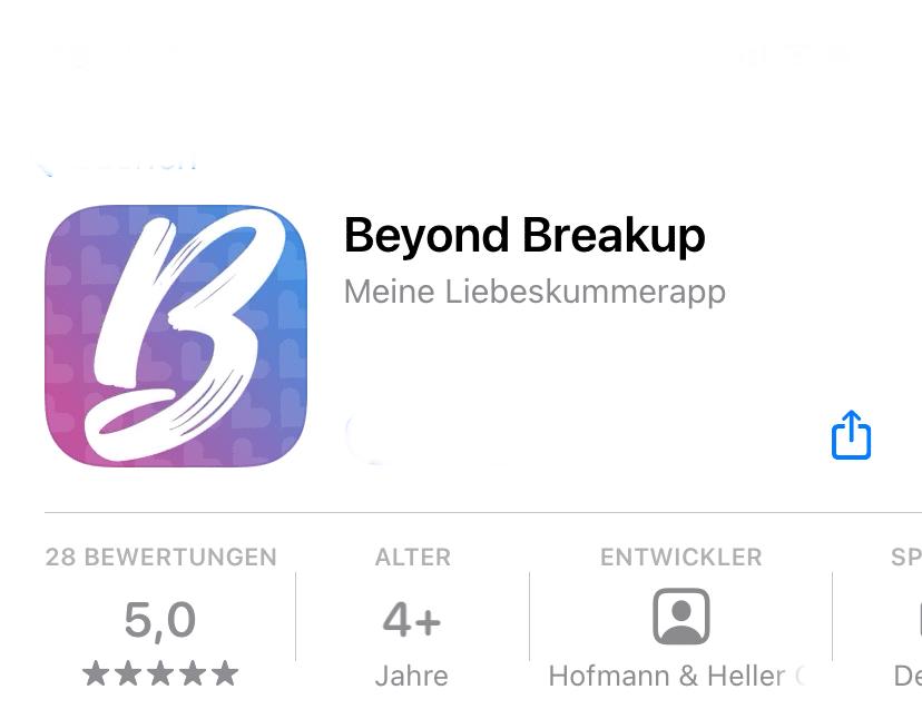 Beyond Breakup AppStore