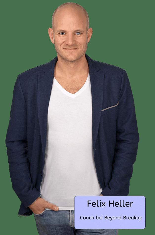 Felix Heller Coach von Beyond Breakup