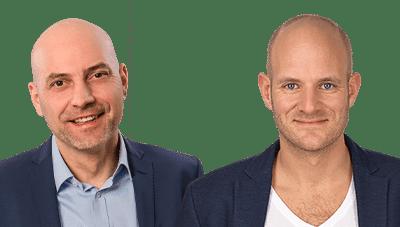 Ralf und Felix von Beyond Breakup